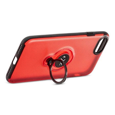 Etui/Case do iPhone 7/8 eXc MAGNETIC czerwone